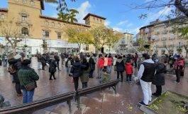 aragoza y Huesca se suman mañana domingo a las caravanas de coches contra la precariedad laboral en el sector público que recorrerán 27 ciudades españolas