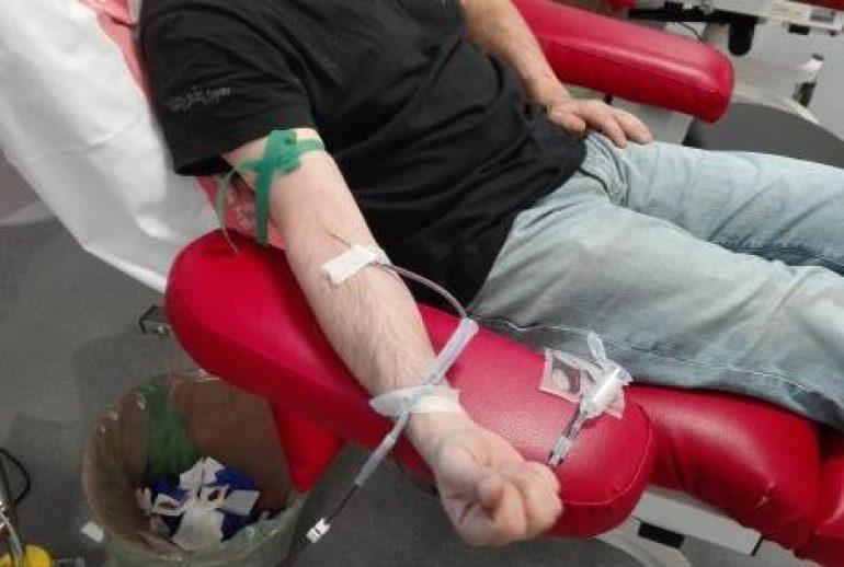El Banco de Sangre y Tejidos de Aragón logra mantener el ritmo de donaciones de sangre pese a la pandemia