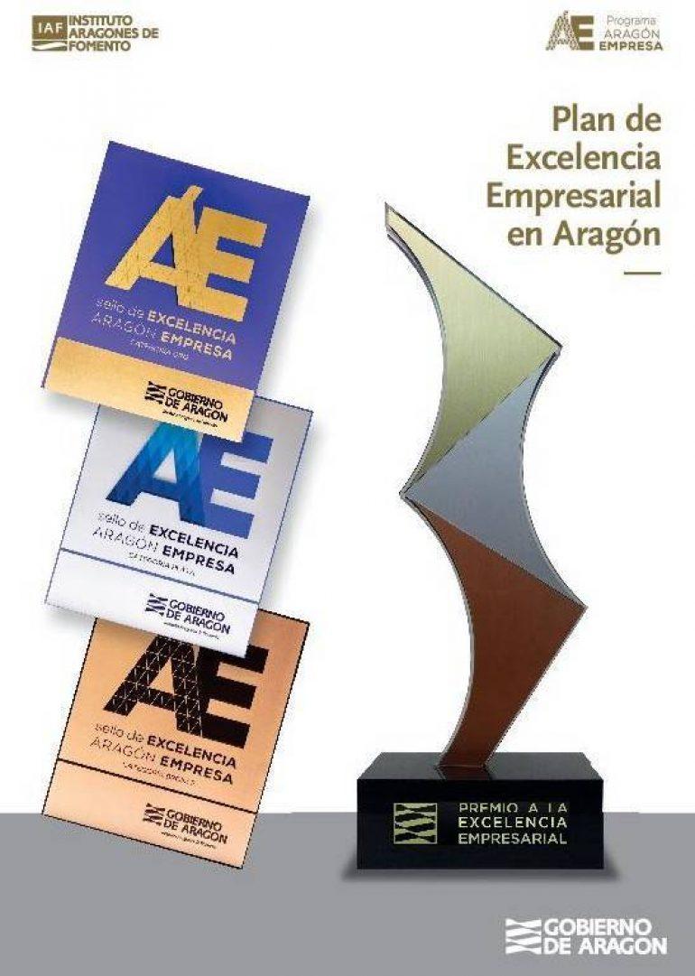 Abierto el plazo de inscripción al Plan de Excelencia Empresarial en Aragón 2021