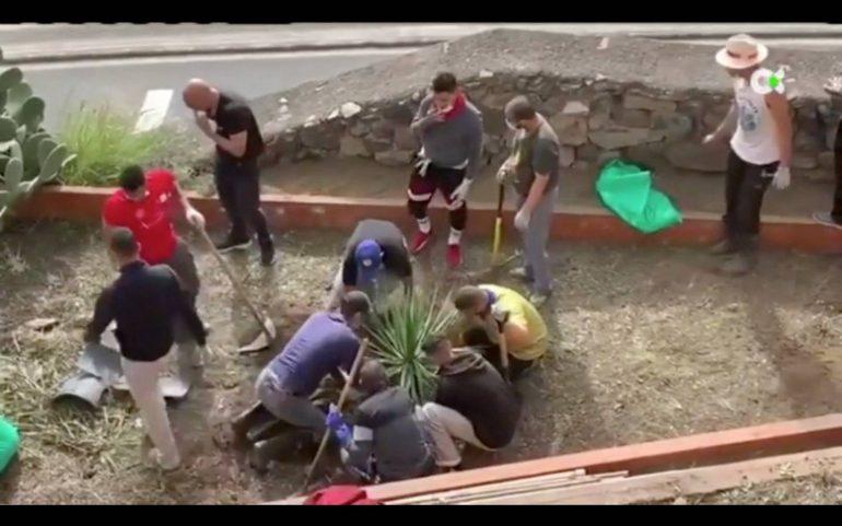 La iniciativa de inmigrantes en Gran Canaria facilita la integración y mejora la comunidad