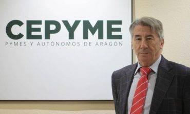 CEPYME Aragón advierte que muchas pymes están al límite