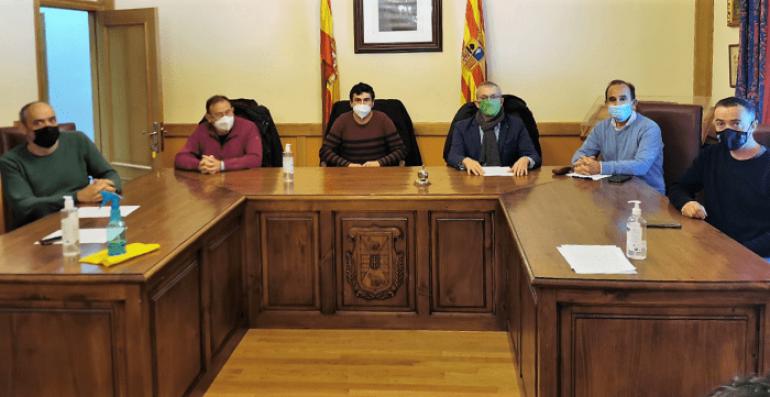 Carta de los alcaldes del Valle del Aragón