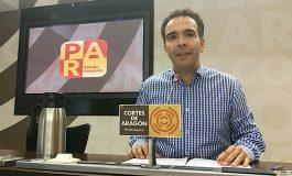 """Jesús Guerrero: """"Hoy es un día muy importante para Aragón. El retorno de los 111 bienes es el triunfo del estado de Derecho"""""""