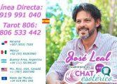 Tarot José Leal vidente bueno y barato tarotista certero el mejor vidente hombre opiniones teléfono