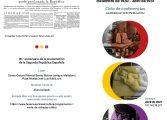 Ciclo de conferencias para conmemorar el 90 aniversario de la proclamación de la II República en Huesca