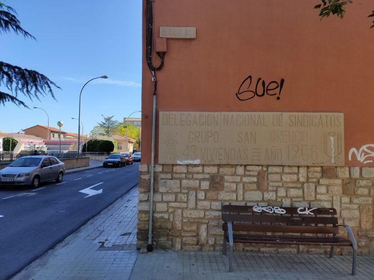 El callejero y los vestigios franquistas llegan al Tribunal de lo Contencioso