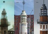 """Se reconstruye el """"Faro del Titanic"""" en el Puerto de Nueva York"""