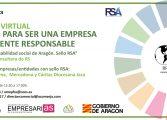 AMEPHU y ACOMSEJA organizan la charla virtual 'Razones para ser una empresa socialmente responsable'