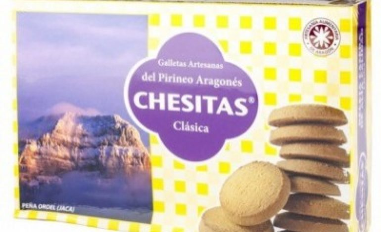 Galletas Chesitas, un manjar pirenaico