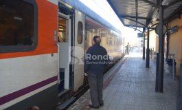 El ferrocarril como eje estratégico para el territorio es la reivindicación de Podemos