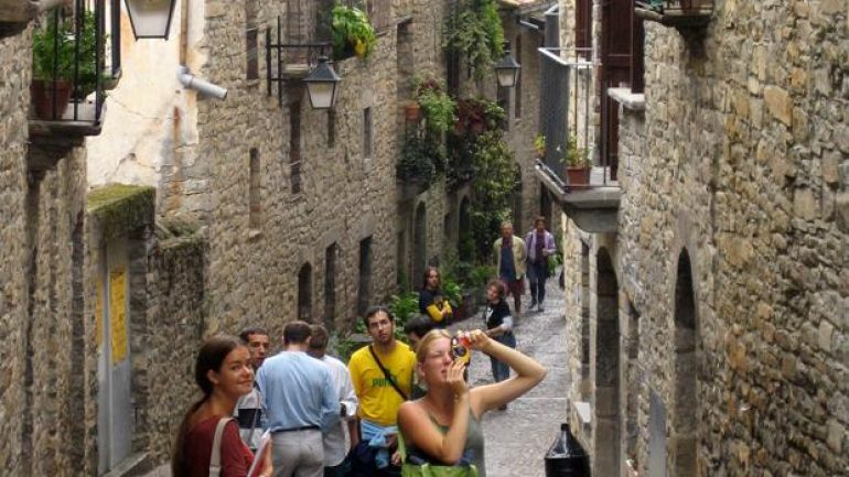 Nuevo proyecto de reactivación turística de la provincia de Huesca