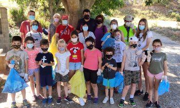 San Esteban de Litera se une al proyecto contra la 'basuraleza'