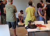La comarca de la Ribagorza mantiene su alianza con la FAMCP para mejorar la formación de los empleados públicos en el mundo rural