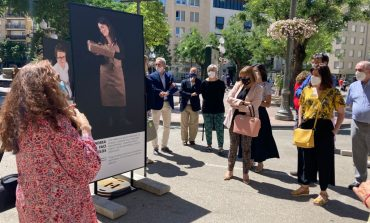 AMEPHU/BPW Aragón organiza una visita a la muestra fotográfica que Cadis expone en Huesca