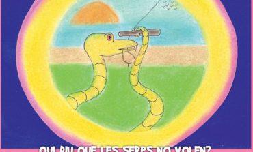 ¿Quién dice que las serpientes no  vuelan?