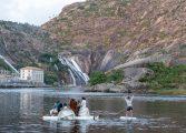 """Le PianO du Lac representa en Llanes """"el pedalOpiano"""""""