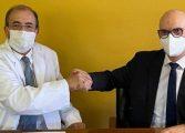 El Hospital Universitario San Jorge suscribe un acuerdo con el IIS Aragón para fomentar la investigación