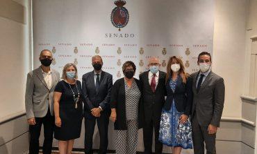 El serrables Rubén Villacampa adquiere la condición plena de senador