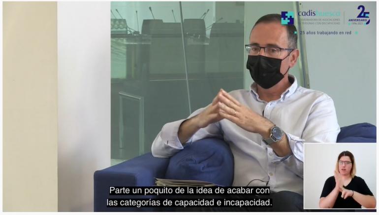 El próximo ponente de las charlas de Cadis es el Fiscal Jefe de Huesca