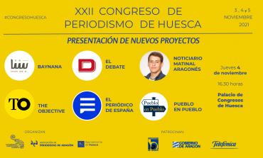 Un telediario aragonés en Twitter o una revista digital en árabe son algunos de los proyectos novedosos del Congreso de Huesca