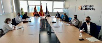 CERMI-Aragón traslada las demandas de las entidades sociales a la consejera de Sanidad, Sira Repollés