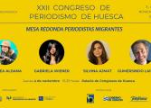 El Congreso de Huesca reúne las experiencias de periodistas migrantes de América Latina